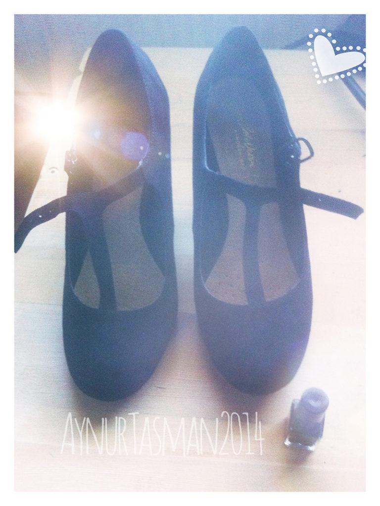 DIY Dienstag: Schuhe lackieren |